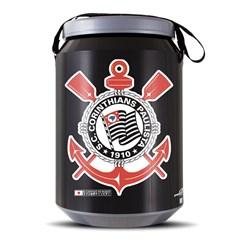 Cooler Térmico 24 Latas Pro Tork Corinthians