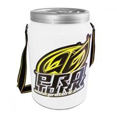 Cooler Térmico Cerveja Pro Tork Branco/Amarelo - 24 Latas