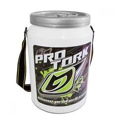 Cooler Térmico Cerveja Pro Tork Branco/Verde - 24 Latas