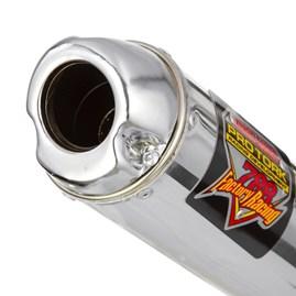 Escapamento 788 Alumínio Fan 125 2014 KS/ES Pro Tork