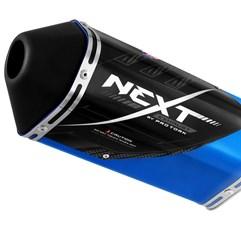 Escapamento Next CBX 250 Twister 2001 Até 2008 Pro Tork