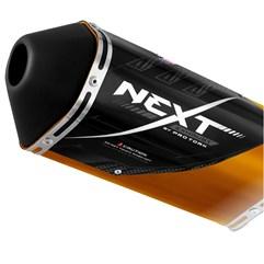 Escapamento Next Titan 125 ES 2000 Até 2004 Pro Tork