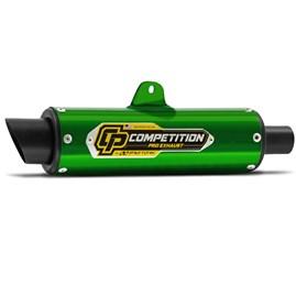 Escapamento Pro Tork Competition Fan e CG Start 160 2015 Verde