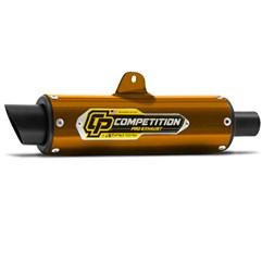Escapamento Pro Tork Competition Titan 160 Dourado