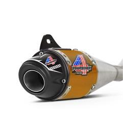 Escapamento Pro Tork Powercore 4 XTZ 125 2002 à 2014 Dourado