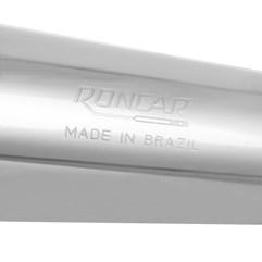 Escapamento Roncar Modelo Original CG Titan 125 Fan 2005/08