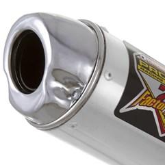 Escape 788 Alumínio Com Abraçadeira YBR 125 2000 Até 2008 Pro Tork
