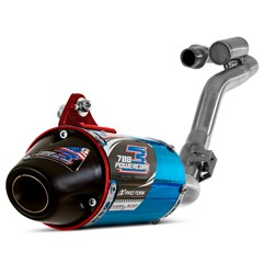 Escape Completo Powercore 3 CRF 230 Pro Tork Azul 2008 a 2020