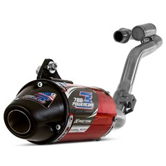 Escape Completo Powercore 3 CRF 230 Pro Tork Vermelho 2008 a 2020