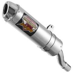 Escape Modelo 788 Com Abraçadeira Alumínio Fazer 250 2010 Até 2014 Pro Tork