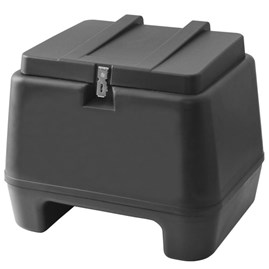 Kit Baú 80 Litros + Suporte Removível NXR 125/150 Bros até 2008