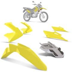 Kit Carenagem 4 Peças Pro Tork NXR 150 Bros 2009 Até 2011
