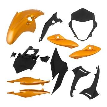 Kit Carenagem Completa CB 300 2010 Até 2012 Pro Tork