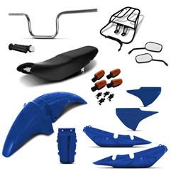 Kit Moto Completo Pro Tork Titan 150 2004 Até 2008