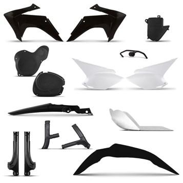 Kit Plástico Completo Roupa CRF 230 2015 Pro Tork