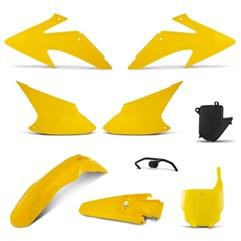 Kit Plástico CRF 230 2008 Até 2015 + Number Plate Pro Tork