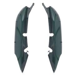 Kit Rabeta 2 Peças Titan 125 2000/2001 Verde Metálico Pro Tork