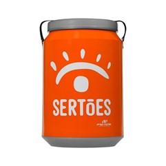 Kit Térmico Exclusivo Sertões + Mini Capacete