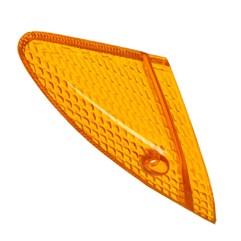Lente do Pisca Dianteiro Biz 100 98/05 ProTork Amarelo Amarelo