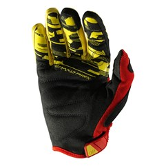 Luva Troy Lee Designs Gp Glove Amarelo/preto