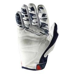 Luva Troy Lee Designs Gp Glove Azul Marinho/branco