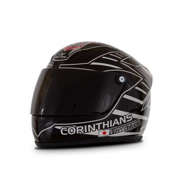 Mini Capacete Corinthians