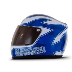 Mini Capacete Decorativo Oficial Cruzeiro Pro Tork
