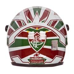 Mini Capacete Decorativo Oficial Fluminense Pro Tork