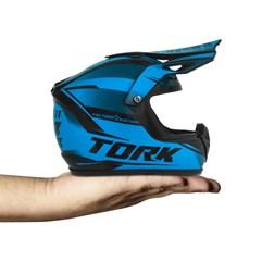 Mini Capacete Enfeite Pro Tork Cross Factory Edition