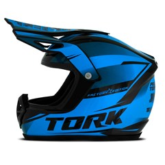 Mini Capacete Enfeite Pro Tork Cross Factory Edition