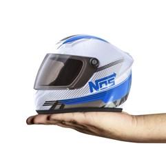Mini Capacete Enfeite Pro Tork NOS Speed Line