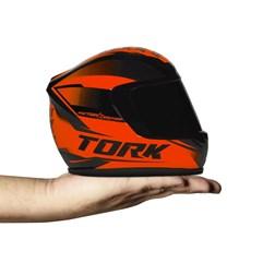 Mini Capacete Pro Tork 788 Factory Edition Laranja