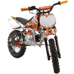 Mini Moto Cross 100cc Pro Tork TR100F Laranja