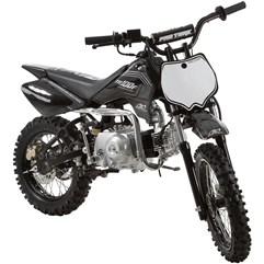 Mini Moto Cross 100cc Pro Tork TR100F Preto