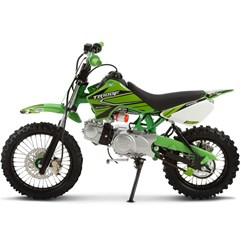 Mini Moto Cross 100cc Pro Tork TR100F Verde