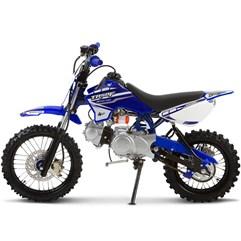 Mini Moto Cross 50cc Pro Tork TR50F Azul