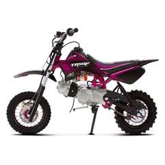 Mini Moto Cross 50cc Pro Tork TR50F Pink