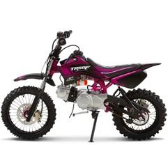 Mini Moto Cross 50cc Pro Tork TR50F Rosa