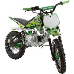 Mini Moto Cross 50cc Pro Tork TR50F Verde