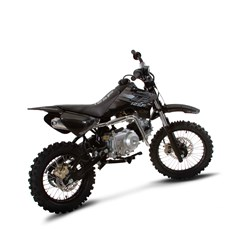 Mini Moto Pro Tork TR 125F Off-Road Aro 14/12 Preto