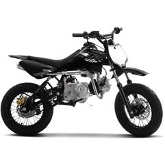 Mini Moto Supermotard Pro Tork TR 125F Aro 12x12 Preta