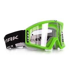 Óculos Motocross Protork Iron Verde