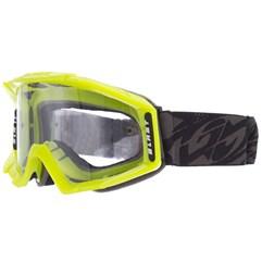 Óculos Pro Tork Motocross Blast Fluor/Preto