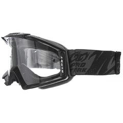 Óculos Pro Tork Motocross Blast Preto/Cinza