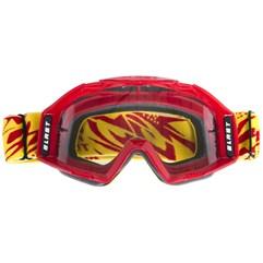 Óculos Pro Tork Motocross Blast Vermelho