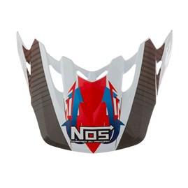 Pala Aba Capacete Motocross TH1 NOS