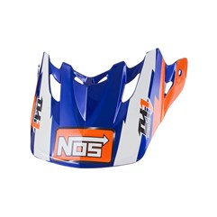 Pala Aba Capacete Motocross TH1 NOS NS7