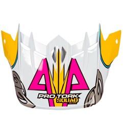 Pala Capacete Motocross Pro Tork Squad