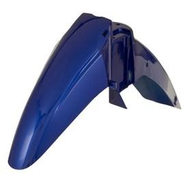 Paralama Dianteiro Biz 100 2001 Azul Metálico Pro Tork