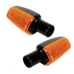 Pisca Original Direito Dianteiro E Esquerdo Traseiro Titan 125 2000 Pro Tork